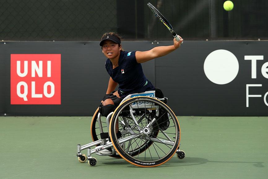2018 wheelchair tennis