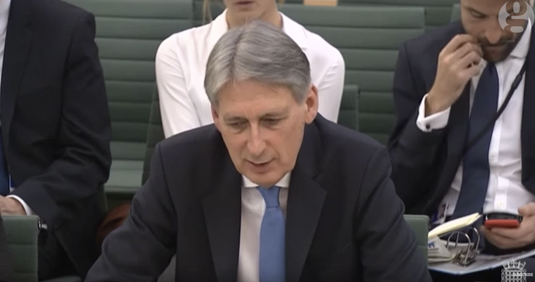Philip Hammond's remarks about disabled workers