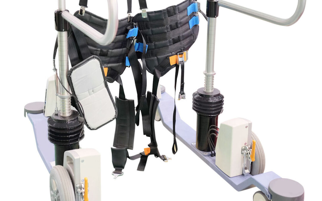 Mobility Hoists Improve Accessibility